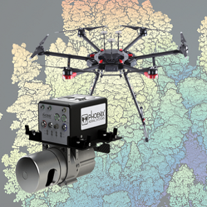 LiDAR Topographic Survey